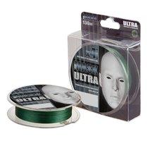 Леска плетеная Akkoi Mask Ultra 0,08мм 130м Dark Green MU4G/130-0,08 - Akkoi