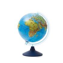 Глобус GLOBEN INT12500287 Интерактивный физико-политический рельефный с подсветкой (батарейки) 250 - Globen