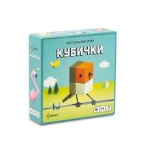 Настольная игра ЭВРИКУС BG-11039 Кубички - Эврикус