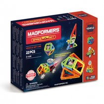 Магнитный конструктор Magformers Space Wow Set - Magformers
