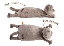 Мягкая игрушка BUDI BASA Kp40-012 Кот-подушка - Буди Баса