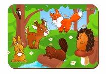 Рамка-вкладыш WOODLAND 011504 Лесные животные - WOODLAND
