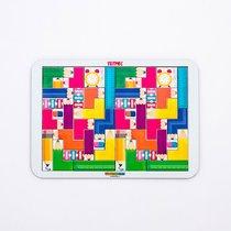 Логическая игра WOODLANDTOYS 65106 Тетрис большой Цветные карандаши - WOODLAND