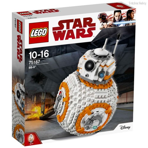Конструктор LEGO 75187 Star Wars ВВ-8 - Lego