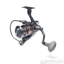 Катушка безынерционная Namazu Wild Soul WS3000 4+1bb + запасная шпуля N-RWS3000 - Namazu