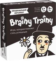 Игра-головоломка BRAINY TRAINY УМ462 Эмоциональный интеллект - Банда умников