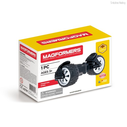 Конструктор MAGFORMERS 713028 Transform wheel Set - Magformers