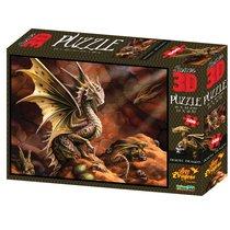 Стерео пазл PRIME 3D 10091 Пустынный дракон - Prime 3d