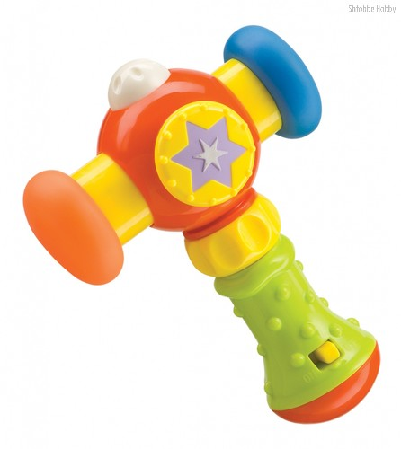 Игрушка MAGIC HAMMER - Happy Baby