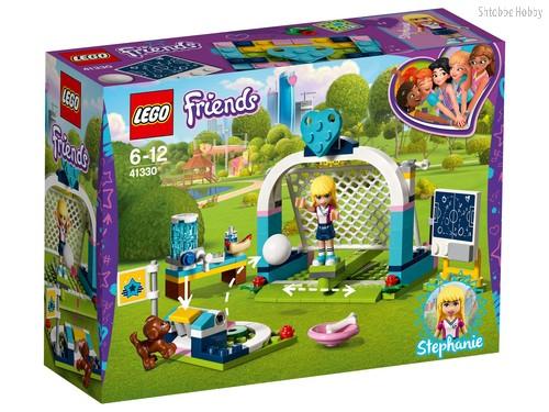 Конструктор LEGO 41330 Friends Футбольная тренировка Стефани - Lego