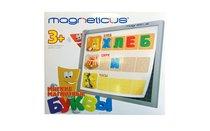 Обучающий набор MAGNETICUS ALF-002 Мягкие магнитныe буквы - MAGNETICUS