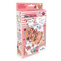 Набор для творчества ORIGAMI 05890 Пять браслетов. Pink Dreams - Origami