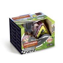 Магнитный конструктор MAGFORMERS 707017 Rally Kart Set (Girl)