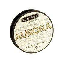 Леска Balsax Aurora Box 50м 0,18 (3,7кг) - Balsax