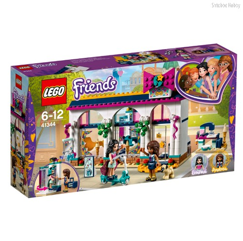 Конструктор Friends Магазин аксессуаров Андреа - Lego