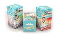 Набор для опытов 817 Цветные червяки - Инновации Для Детей