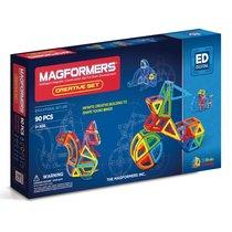 Магнитный конструктор Magformers Creative 90 - Magformers