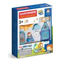 Магнитный конструктор MAGFORMERS 705008 Max's Playground Set - Magformers