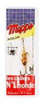 Блесна Mepps Aglia PTS Noirs Ag №2 4,5г (CPAN20021) - Mepps