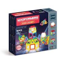 Магнитный конструктор Magformers Neon LED Set - Magformers