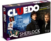 Настольная игра HASBRO GAMING А42261210 CLUEDO Шерлок - Hasbro