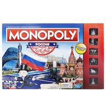 Настольная игра HASBRO GAMING B7512121 Монополия Россия - Hasbro