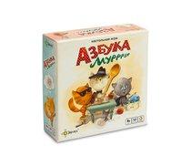 Настольная игра ЭВРИКУС PG-17024-1 Азбука Мурррзе - Эврикус