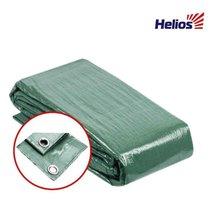 Тент укрывной 3x5 Helios зеленый 90 г/м2 (HS-GR-3*5-90g) - Тонар