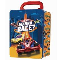 Кейс для хранения HOT WHEELS HWCC2оранжевый 18 машинок - Mattel