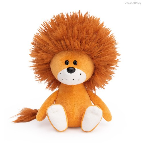 Мягкая игрушка BUDI BASA SA15-41 Львёнок Лью - Буди Баса