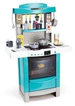 Игровой набор SMOBY 311505 кухня Tefal Cooktronic бирюзовая - Smoby