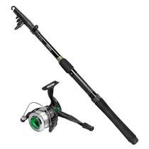 Набор для рыбалки Premier Fishing Start РR-NS-240-4000 - Тонар