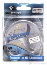 Леска флюорокарбон Shii Saido Magic Flurry, 30 м, 0,211 мм, до 3,08 кг, прозр. SFLMF30-0,2 - Shii Saido