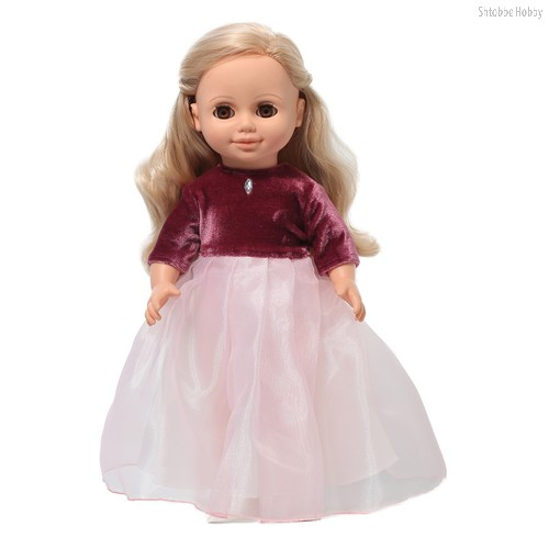 Кукла ВЕСНА В3718/о Анна праздничная 1 (озвученная) - Весна