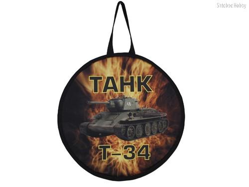 Ледянка Танк 50см - Митек