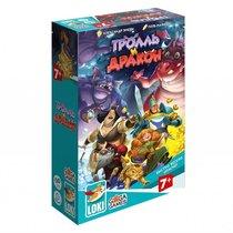 Настольная игра GAGA GAMES GG176 Тролль и Дракон - GaGaGames