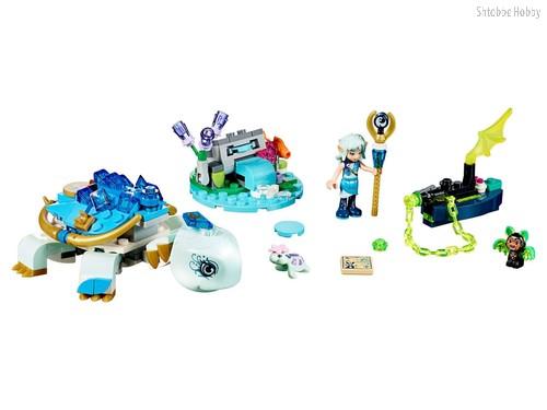 Конструктор Elves Засада Наиды и водяной черепахи - Lego
