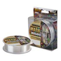 Леска Akkoi Mask Universal 0,515мм 150м прозрачная MUN150/0.515 - Akkoi