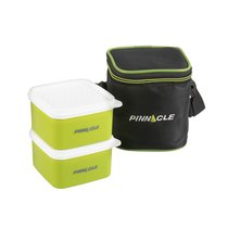 Набор изотермических ланч-боксов Pinnacle Passion 2 шт в сумке PP N-PR-1906 - Pinnacle