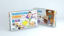 Набор для опытов 822 Увлекательная химия - Инновации Для Детей
