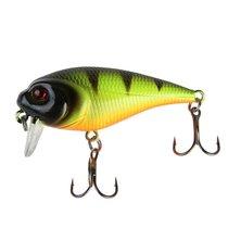 Воблер Premier Fishing Topper, 9,2г, 55мм (0-0,05м) F цвет 8, PR-T55-008 - Тонар