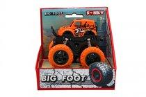 Машина пластиковая FUNKY TOYS 60004 инерционная оранжевая 4*4 - Funky Toys