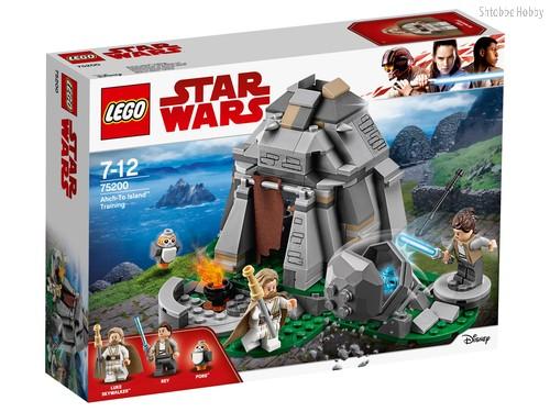 Конструктор LEGO 75200 Star Wars Тренировки на островах Эч-То - Lego