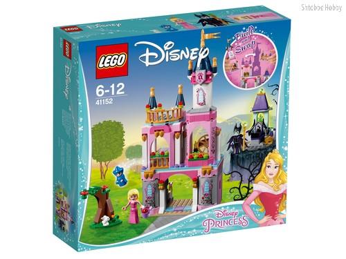 Конструктор LEGO 41152 Disney Princess Сказочный замок Спящей Красавицы - Lego
