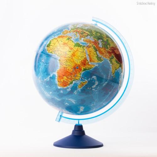 Глобус GLOBEN Ве013200264 Физико-политический (батарейки) 320 - Globen