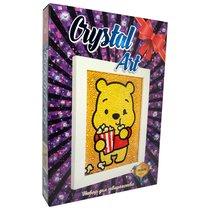 Алмазная мозаика STRATEG 101 Медвежонок - Strateg