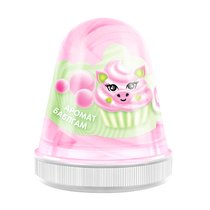 Слайм MONSTER'S SLIME FL003 Fluffy Бабл-гам розовый - Monster's Slime