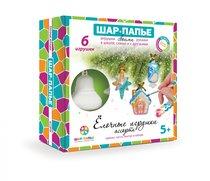 Набор для творчества ШАР-ПАПЬЕ В02973 Елочные игрушки (мини-ассорти) - Шар-Папье