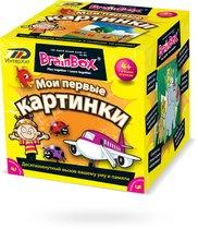 Сундучок знаний 90710 Мои первые картинки - BrainBox