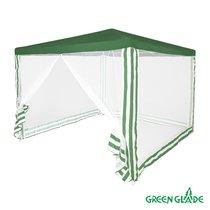 Садовый тент шатер Green Glade 1036 - Green Glade